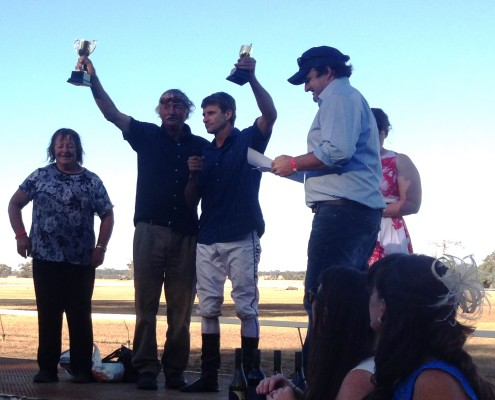 Kojonup Ag Supplies race Winners